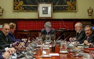 El CGPJ Confirma Sanción a un Juez de Arévalo